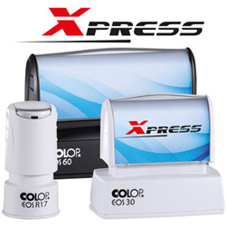 EOS Express Stamps